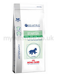 Royal Canin Vet Care Nutrition Canine Pediatric Starter Small Dog