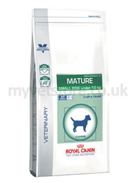 Royal Canin Vet Care Nutrition Canine Senior Consult Mature Small Breed