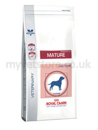 Royal Canin Vet Care Nutrition Canine Senior Consult Mature Medium Breed